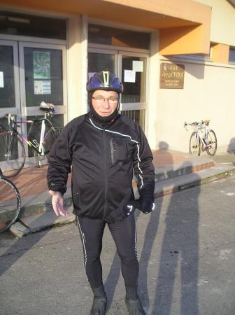 Reprise des actvités cyclistes 2013